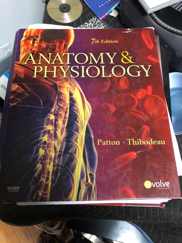 Fantastic Anatomy And Physiology Patton And Thibodeau 8th Edition ...
