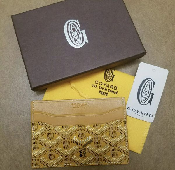 Goyard card holder wallets Jewelry Accessories in Stanton CA