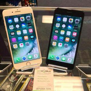 IPhone 7 Plus, Silver & Matte Black, Great Buy!