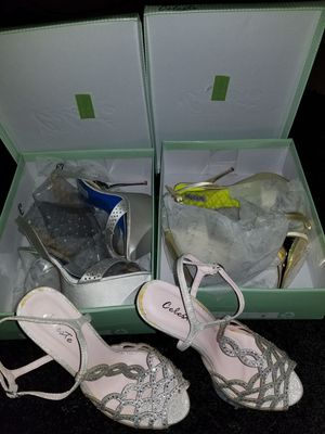3 Pairs of Women's Shoes
