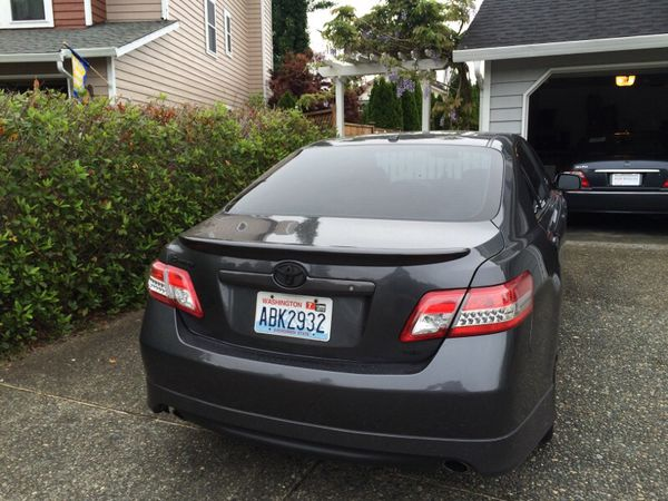 2011 toyota camry se cars trucks in kent wa offerup. Black Bedroom Furniture Sets. Home Design Ideas