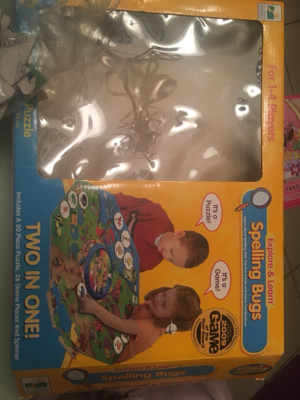 Learning game and puzzle! 2 in 1! (Games & Toys) in North Las Vegas ...