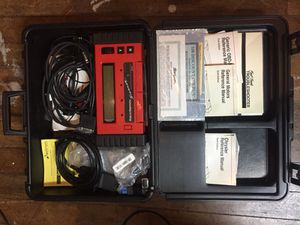 Snap On MT2500 Diagnostic Scanner