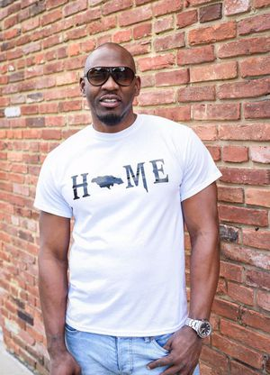 Custom HOME Tshirt for men