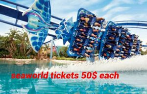 Seaworld Tickets