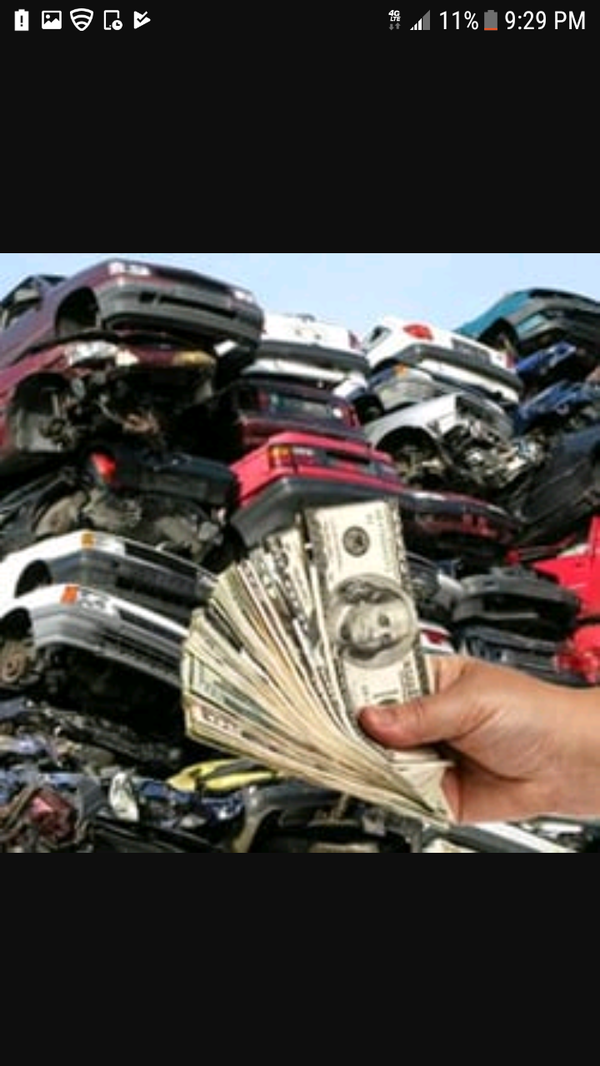 WE BUY JUNK CARS (Cars & Trucks) in Chicago, IL