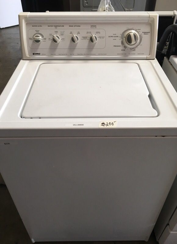 kenmore 80 series washer. kenmore washer super capacity plus 80 series s