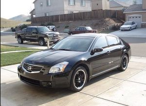 Good Engine/Leather Interior '07' Nissan Maxima SL Low Miles 91K***Leave your EMAIL for info/pictures***