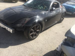 Parting out only. Parts available 350Z