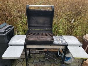 Weber grill - genesis gold