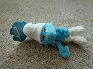 Grouchy Smurfs Plush