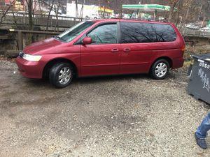 04 Honda Odyssey Limited