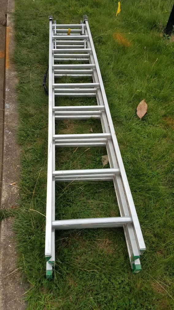 24' Ladder - Compact 3 piece