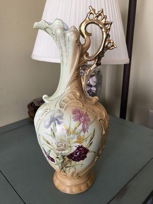 Antique Royal Wettina Vase Made in Austria