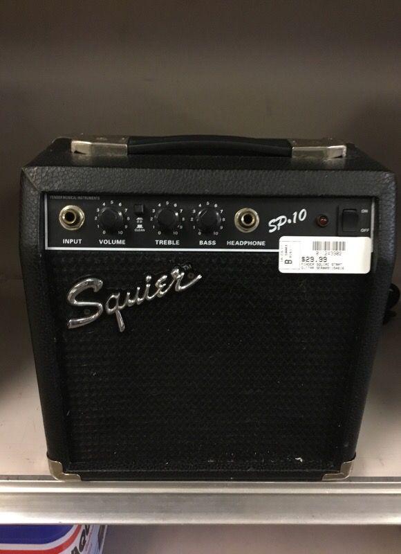 Fender Squier SP-10 Guitar Amp