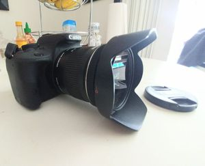 Canon SL1 & 10-18mm Wide Angle