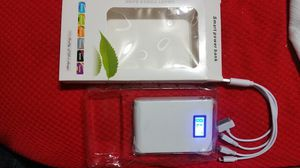 Smart quick wireless power bank only $30 full price no negotiable