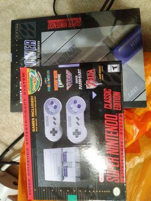Super Nintendo Snes classic and guide