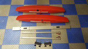 Canoe Stabilizer Hydro-Dynamic Floats