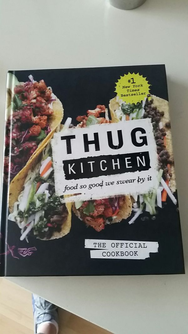 Thug Kitchen Cookbook (Beauty & Health) in US - OfferUp