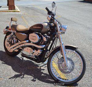 2004 Harley Davidson XL1200C custom