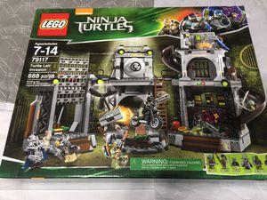 Lego 79117 TMNT Turtle Lair Invasion