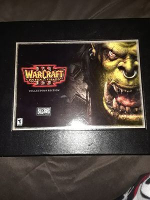 Warcraft collection Edition