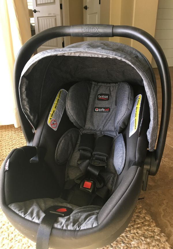 BRAND NEW Seat Cover Britax B-Safe 35 Elite Infant Car Seat ~ NEW ...