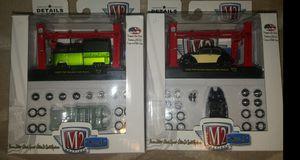 VW MODEL KITS BY M2