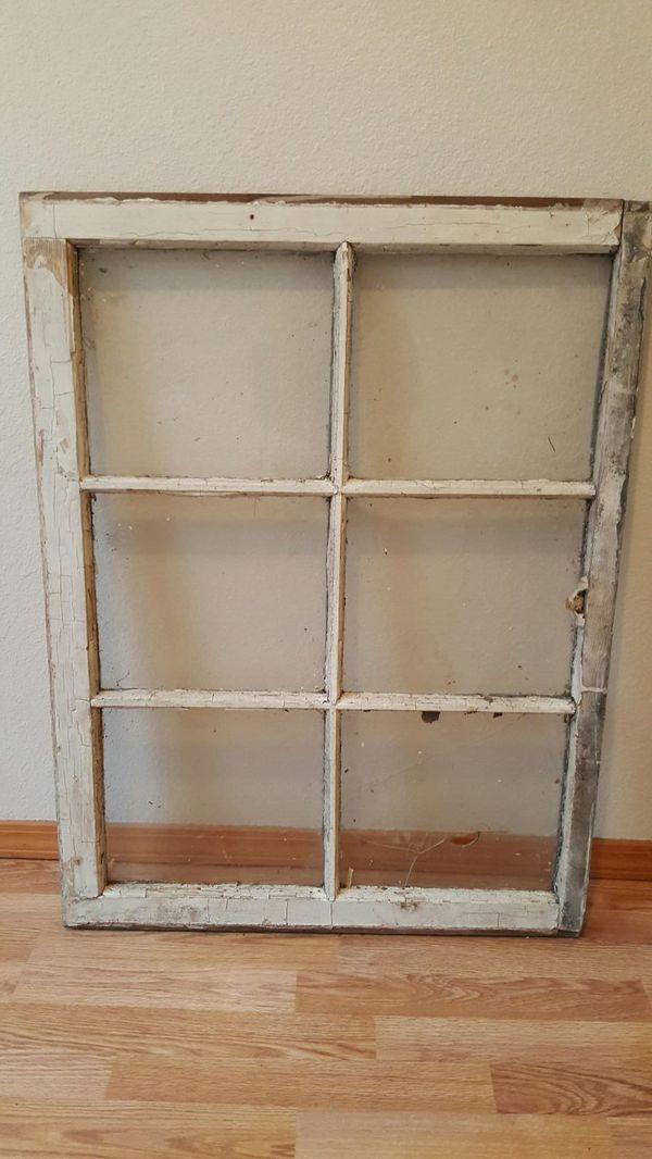 Old Rustic Window Arts Crafts In Lake Stevens Wa