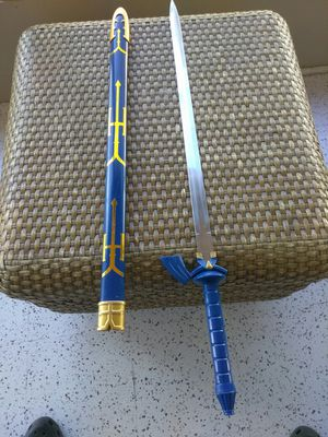 Legend of Zelda sword
