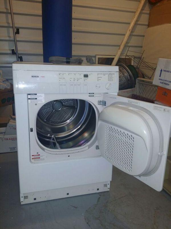 bosch axxis dryer wta3510us manual