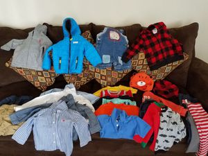 12-18 months old boy clothes bundle!