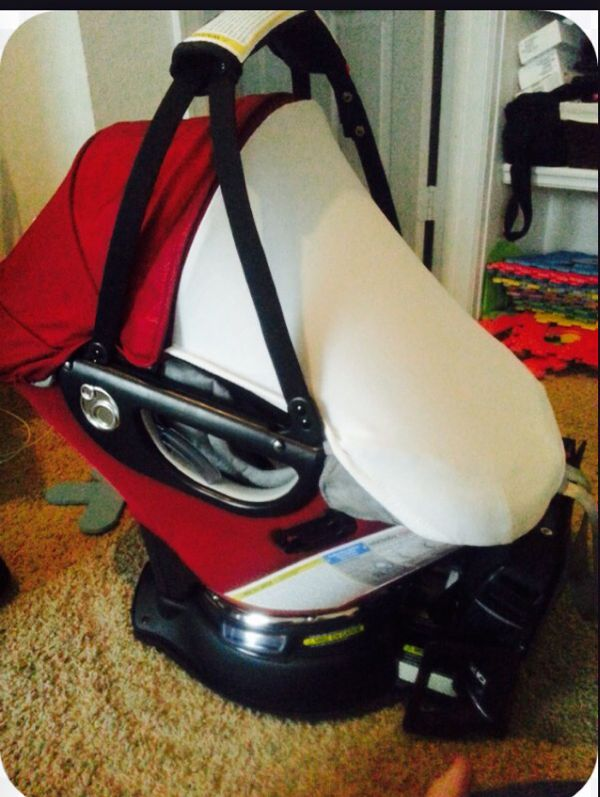 orbit baby infant car seat base g2 only used for two months and in great conditions like new. Black Bedroom Furniture Sets. Home Design Ideas