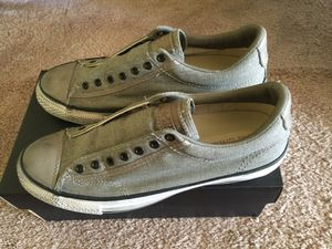Brand New John Varvatos Converse X Sneakers in Box. Size 8.5