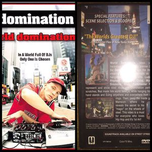 Brand New Dj Domination DVDS