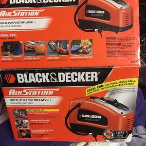 Black and Decker inflator