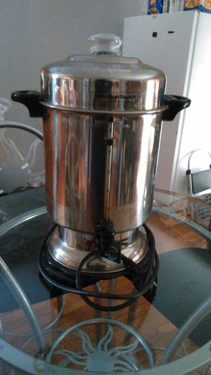Coffee Brewer/Urn - 60 cup