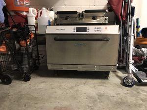 Turbo Chef Pizza Digital Oven