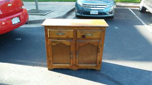 Small Cabinet/Table