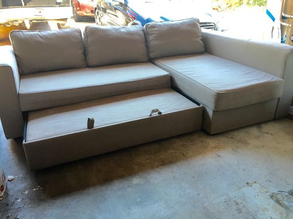 Ikea pull out sofa bed furniture in des moines wa for Ikea pull out sofa