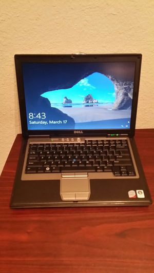 Dell Latitude D620 Laptop 2GB Ram 160GB HDD