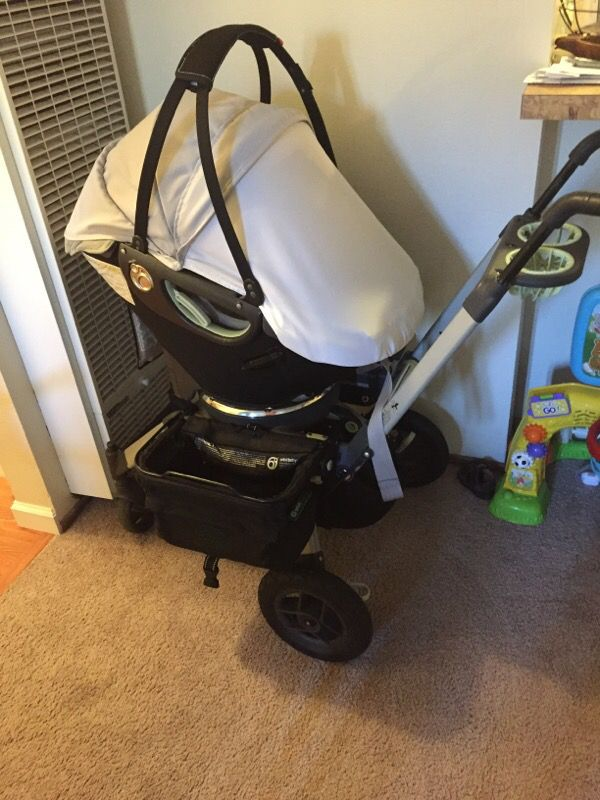 Orbit G1 stroller base and accessories ( Baby & Kids ) in Palo ...