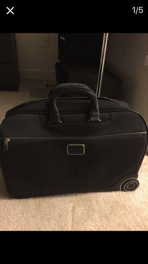 Tumi travel briefcase