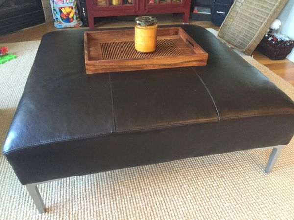Crate And Barrell Coffee Table Ottoman Furniture In Seattle Wa Offerup