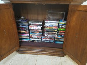 50+ DVD'S for sale