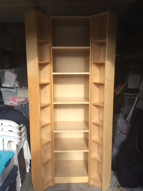 IKEA Billy Bookcase - Corner unit