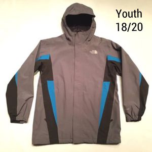 Youth North Face Coat (18-20)