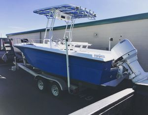 """Center console angler Pro """"20ft"""""""