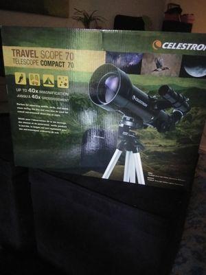 Celestron Travel Telescope MAKE ME AN OFFER
